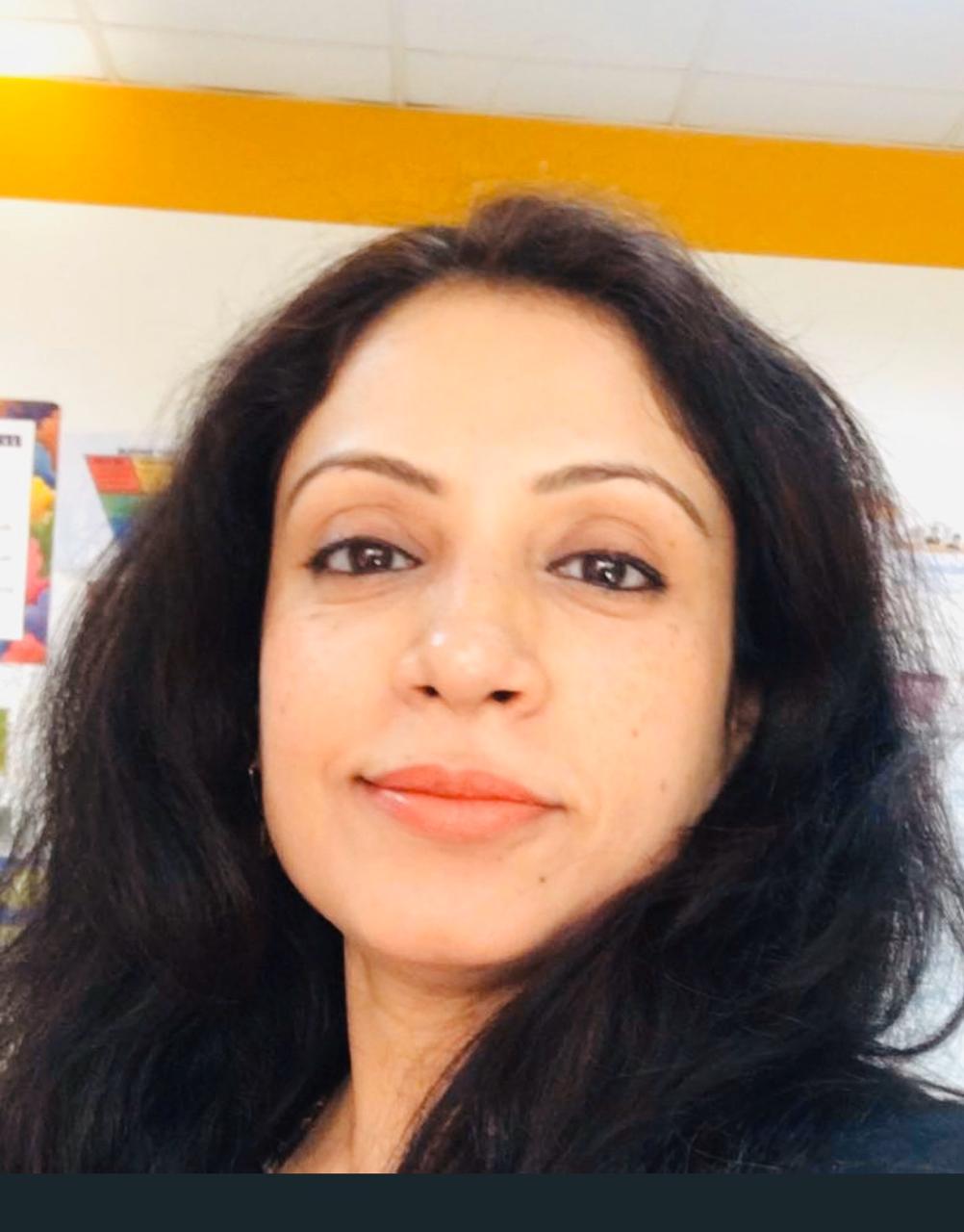 Pamela Rozario