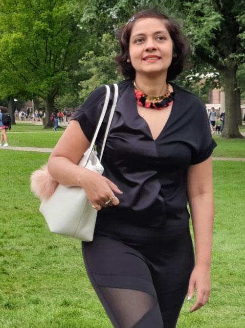 Yukti Agrawal